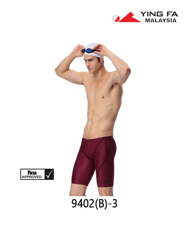 9d2a6b9fe20cc Men 9402B-3 Fina Approved Swim Jammer | YingFa Ventures Malaysia