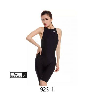 YingFa Women 925-1 Shark Scale Kneesuit - Fina Approved | YingFa Ventures Malaysia