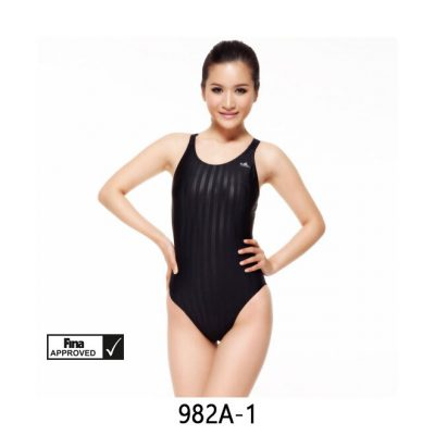 YingFa Women 982A-1 Lightning Shark-Skin Swimsuit - Fina Approved   YingFa Ventures Malaysia