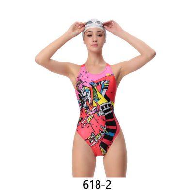 YingFa Women Performance Swimsuit 618-2 | YingFa Ventures Malaysia