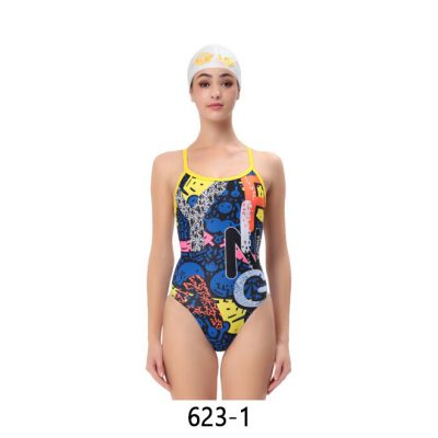YingFa Women Performance Swimsuit 623-1 | YingFa Ventures Malaysia