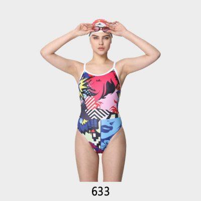 YingFa Women Performance Swimsuit 633 | YingFa Ventures Malaysia