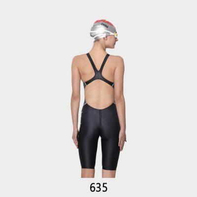 YingFa Women Professional Full Knee Swimwear 635 | YingFa Ventures Malaysia