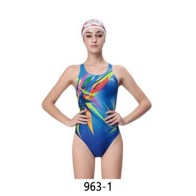 YingFa Women Performance Swimsuit 963-1 | YingFa Ventures Malaysia