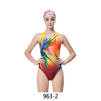 YingFa Women Performance Swimsuit 963-2 | YingFa Ventures Malaysia