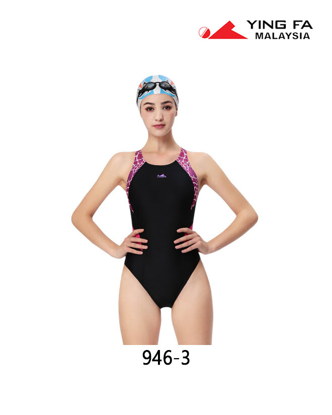 5d06672a9a Yingfa 946-3 Performance Swimsuit - YingFa Ventures