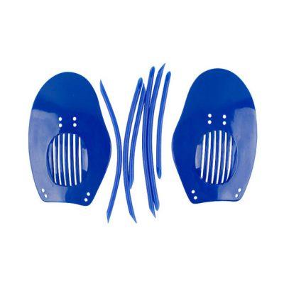 Yingfa Swimming Hand Paddles 01 Blue | YingFa Ventures Malaysia
