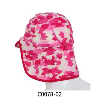 Summer Fabric Cap C0078-02 | YingFa Ventures Malaysia
