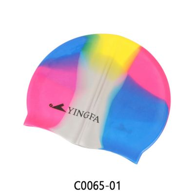 YingFa Camouflage Swimming Cap C0065-01 | YingFa Ventures Malaysia