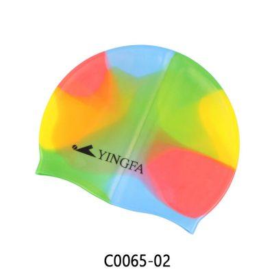 YingFa Camouflage Swimming Cap C0065-02 | YingFa Ventures Malaysia