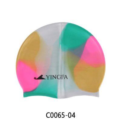 YingFa Camouflage Swimming Cap C0065-04 | YingFa Ventures Malaysia