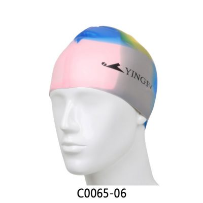 YingFa Camouflage Swimming Cap C0065-06 | YingFa Ventures Malaysia