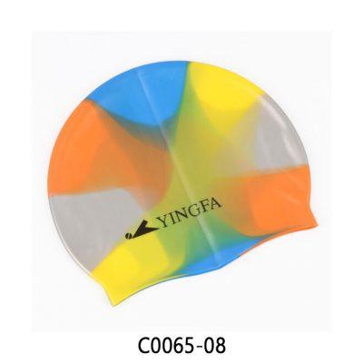 YingFa Camouflage Swimming Cap C0065-08 | YingFa Ventures Malaysia