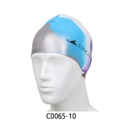 YingFa Camouflage Swimming Cap C0065-10 | YingFa Ventures Malaysia