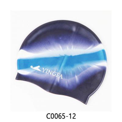 YingFa Camouflage Swimming Cap C0065-12 | YingFa Ventures Malaysia