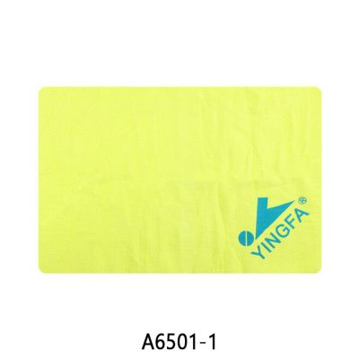 Yingfa Neon Color Chamois Sports Towel Yellow | YingFa Ventures Malaysia