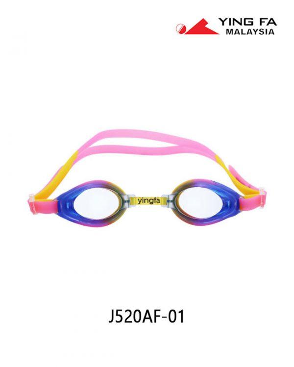 Yingfa J520AF-01 Kids Swimming Goggles | YingFa Ventures Malaysia