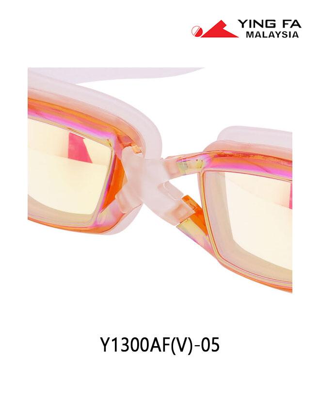 y570af_YingFa Y1300AF(V) Mirrored Swimming Goggles - YingFa Ventures