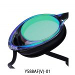 Yingfa Y588AF(V)-01 Mirrored Swimming Goggles | YingFa Ventures Malaysia