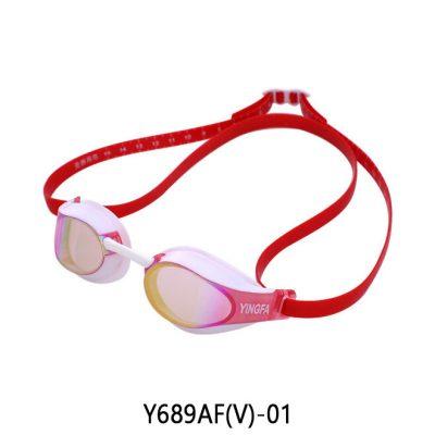Yingfa Y689AF(V)-01 Mirrored Racing Goggles | YingFa Ventures Malaysia