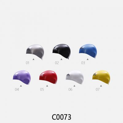 YingFa Plain Moulded Swimming Cap C0073 | YingFa Ventures Malaysia
