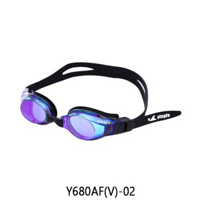 Yingfa Y680AF(V)-02 Mirrored Racing Goggles | YingFa Ventures Malaysia