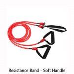 Yingfa Resistance Band - Soft Handle | YingFa Ventures Malaysia