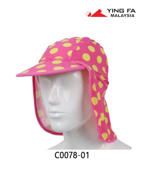 YingFa Summer Fabric Cap C0078-01 | YingFa Ventures Malaysia