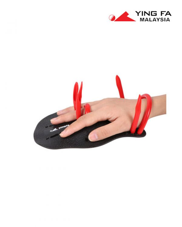 YingFa Swimming Hand Paddles 03 Black | YingFa Ventures Malaysia