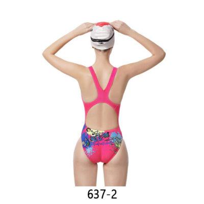 YingFa Female 637-2 Race-Skin Performance Swimsuit 2019 | YingFa Ventures Malaysia