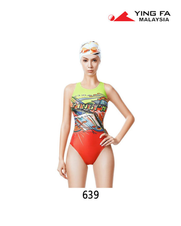 YingFa Female 639 Race-Skin Performance Swimsuit 2019 | YingFa Ventures Malaysia